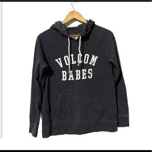 Volcom Babe Pullover Hoodie size S
